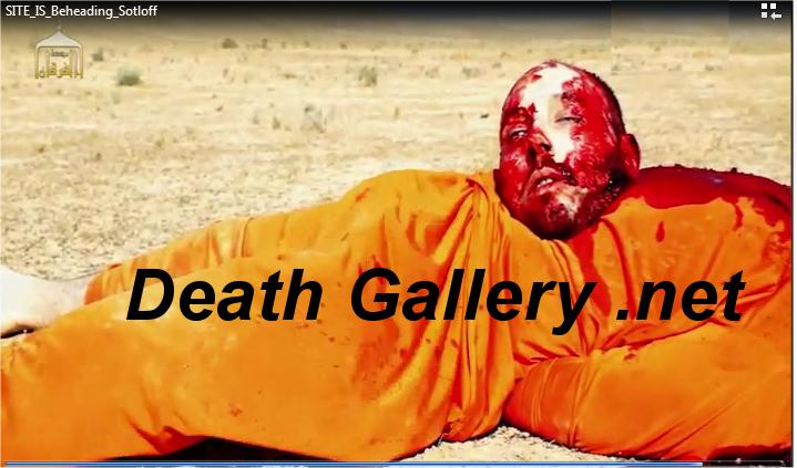 Steven Sotloff Beheading Video