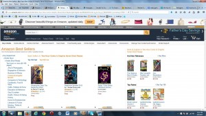 Super 7 Girls Top Selling Kindle