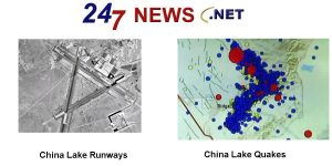 China Lake Quakes